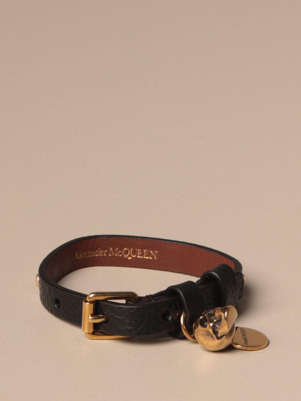 Ювелирные изделия Mcq Mcqueen: Ювелирные изделия Мужское Mcq Mcqueen черный 1