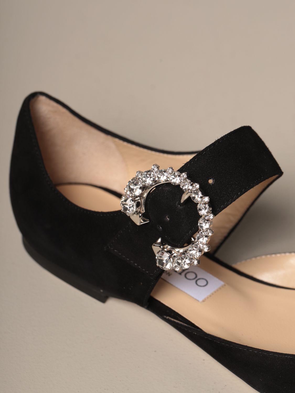 Flat Shoes Jimmy Choo GIN FLAT SUE