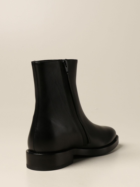 Boots Balenciaga: Balenciaga ankle boot in calfskin black 3