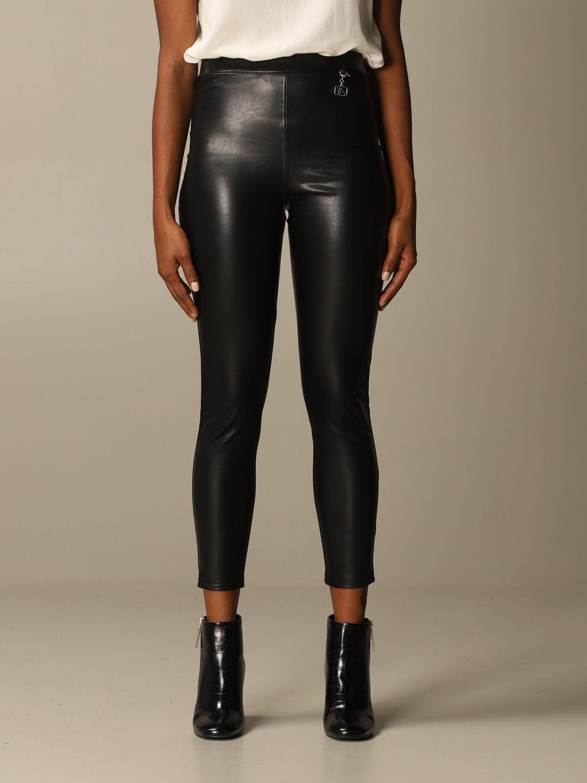 Pantalon Alberta Ferretti: Pantalon femme Alberta Ferretti noir 1