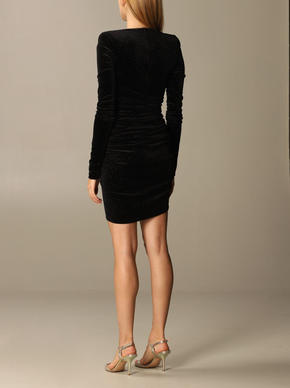 Dress Alexandre Vauthier: Dress women Alexandre Vauthier black 2