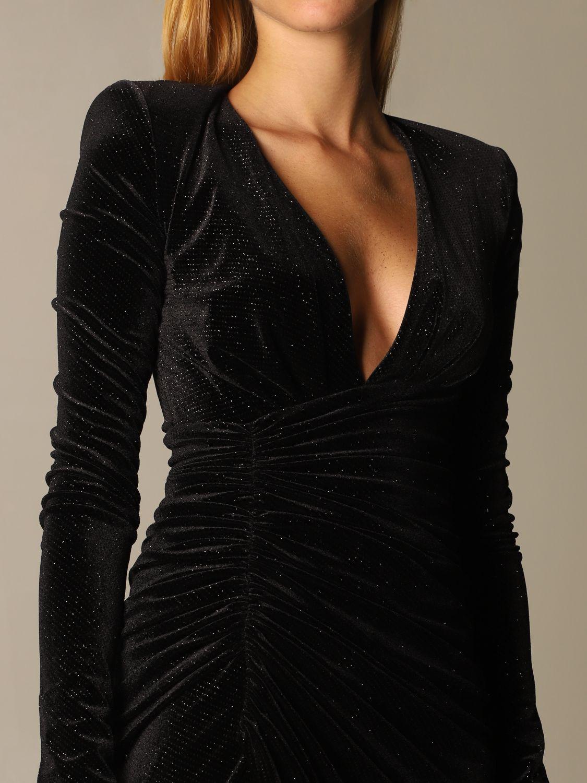 Dress Alexandre Vauthier: Dress women Alexandre Vauthier black 4