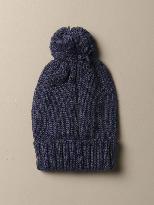 Hat Twin Set: Hat women Twin Set blue 2