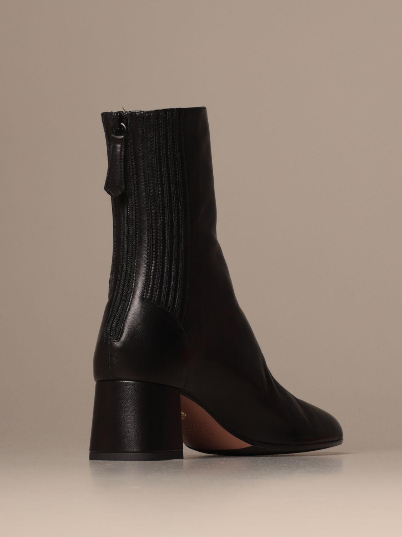 高跟裸靴 Aquazzura: 高跟裸靴 女士 Aquazzura 黑色 3