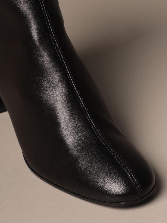 高跟裸靴 Aquazzura: 高跟裸靴 女士 Aquazzura 黑色 4