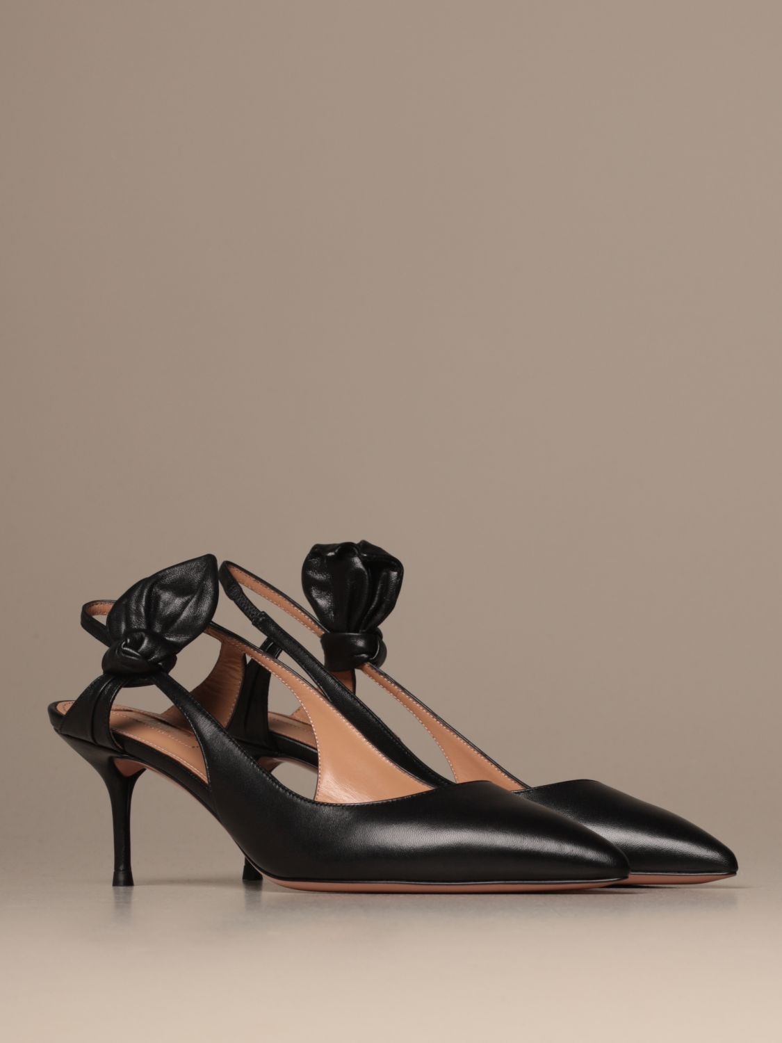 Court shoes Aquazzura: Court shoes women Aquazzura black 2