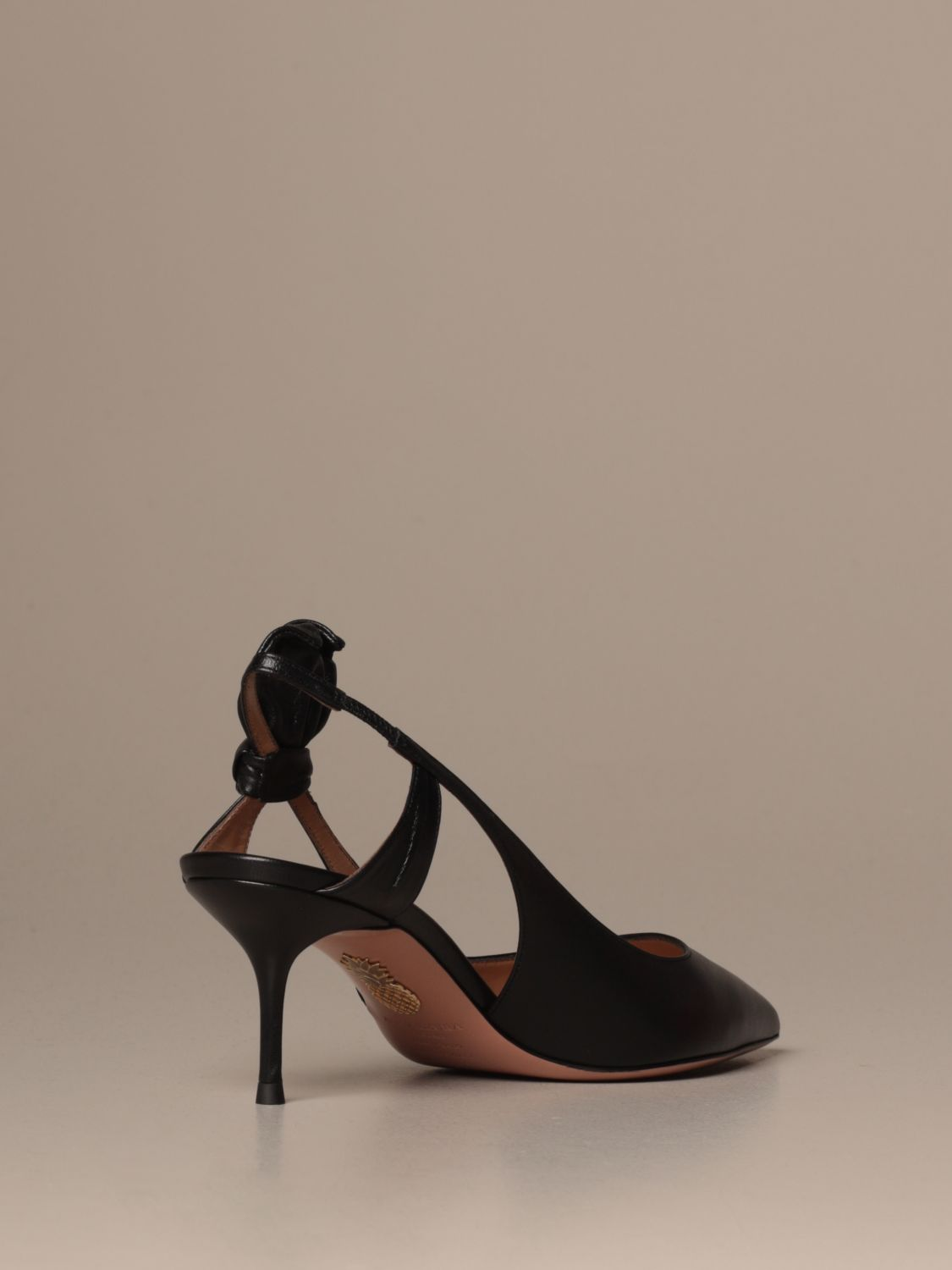 Court shoes Aquazzura: Court shoes women Aquazzura black 3