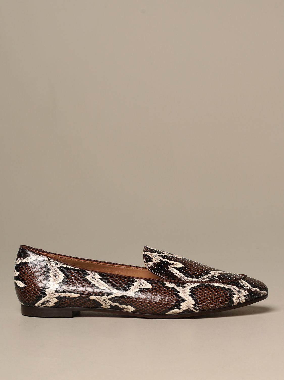 Loafers Aquazzura: Loafers women Aquazzura brown 1