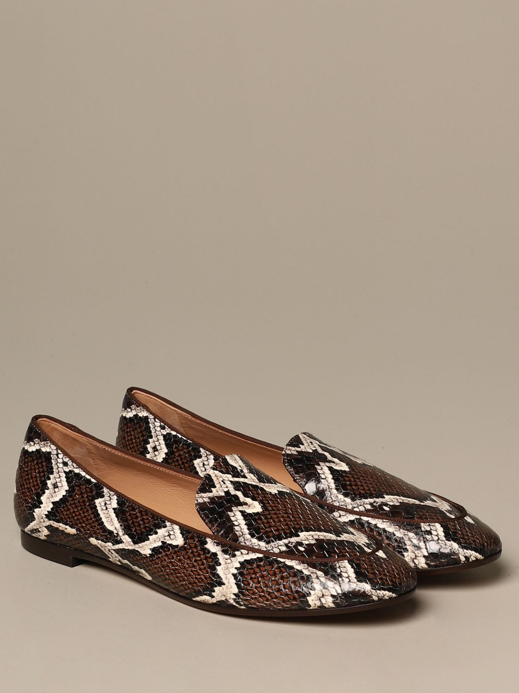 Loafers Aquazzura: Loafers women Aquazzura brown 2
