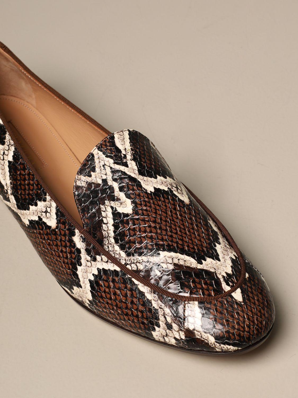 Loafers Aquazzura: Loafers women Aquazzura brown 4