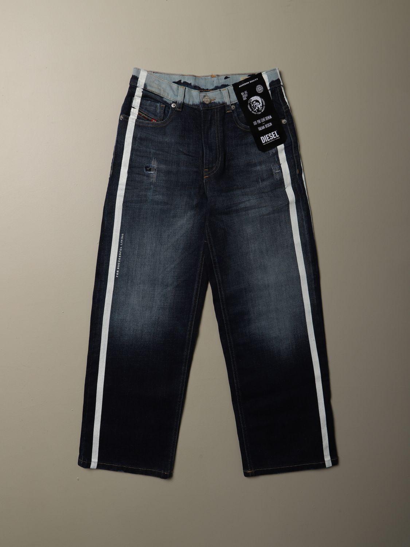 Pantalone Diesel: Jeans Diesel in denim superior quality denim 1