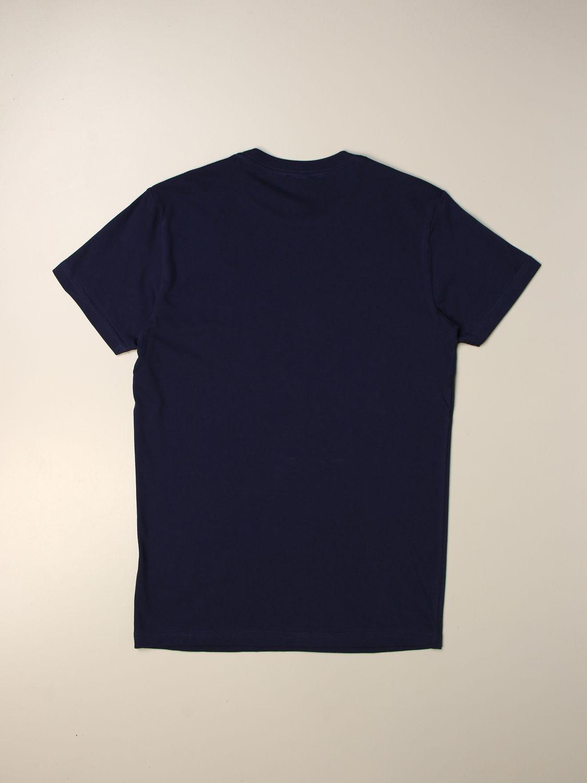 Camiseta Diesel: Camiseta niños Diesel pavo real 2