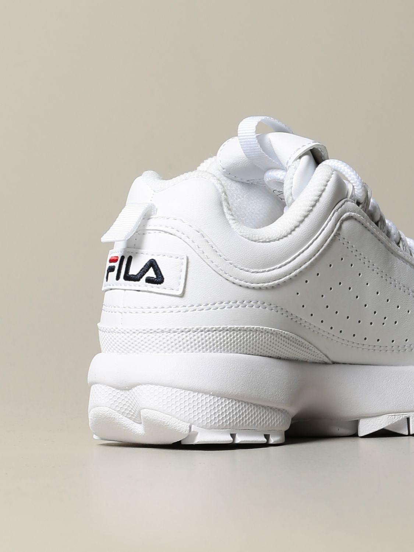 鞋履 Fila: 鞋履 儿童 Fila 白色 3