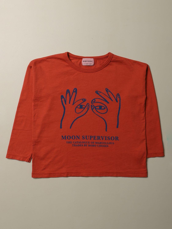 T恤 Bobo Choses: T恤 儿童 Bobo Choses 红色 1