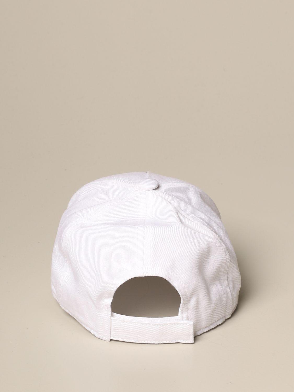 Hat girl Balmain: Hat girl kids Balmain white 3