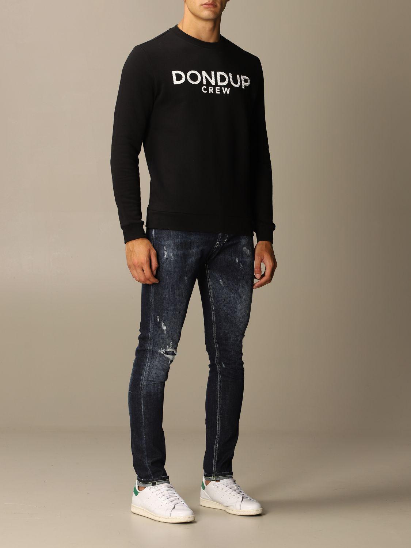 Sweatshirt Dondup: Sweatshirt men Dondup black 2