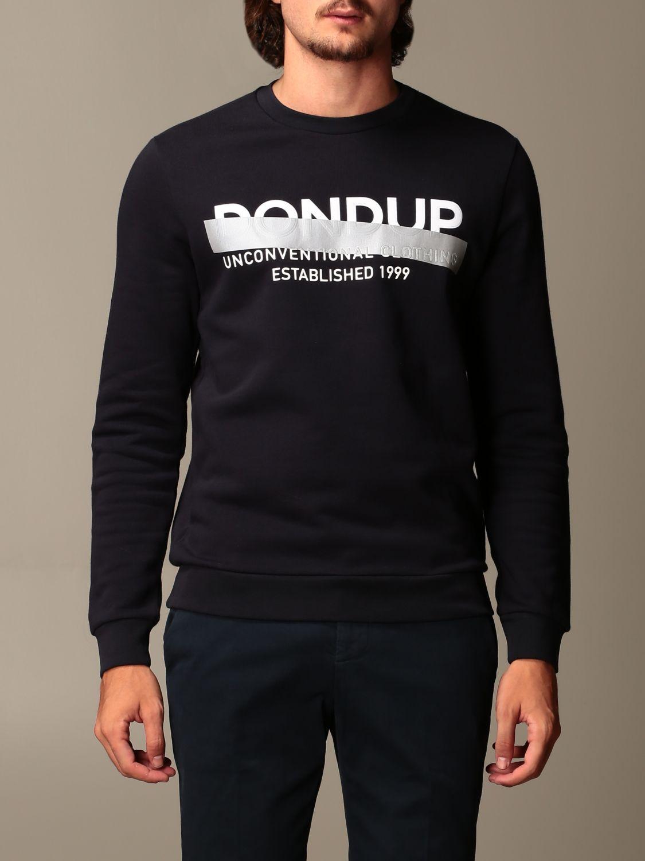 Sweatshirt Dondup: Sweatshirt men Dondup blue 1