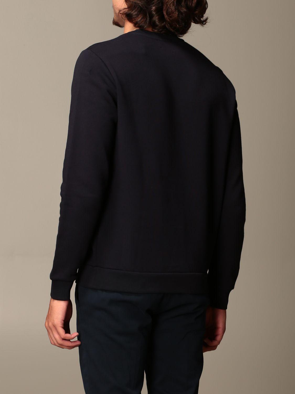 Sweatshirt Dondup: Sweatshirt men Dondup blue 2