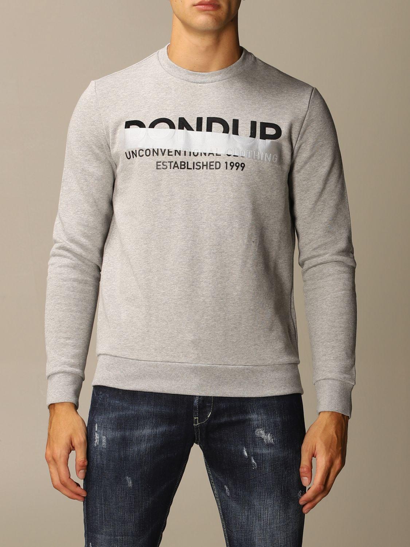 Sweatshirt Dondup: Sweatshirt herren Dondup grau 1