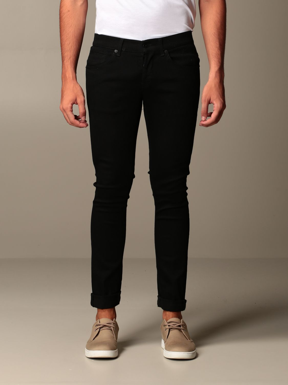Jeans Dondup: Jeans men Dondup black 1