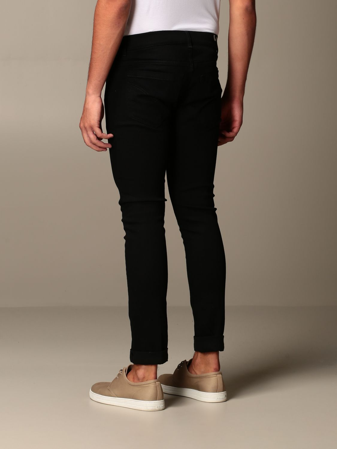 Jeans Dondup: Jeans men Dondup black 2