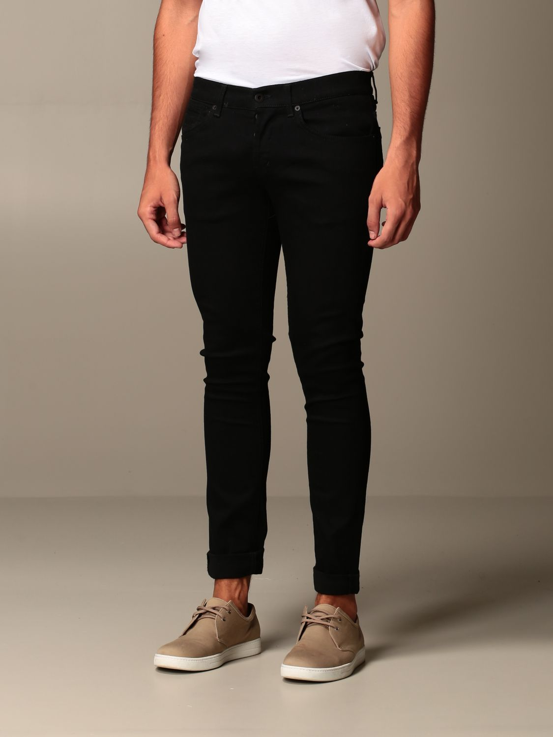 Jeans Dondup: Jeans men Dondup black 3