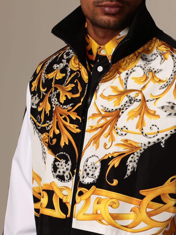 Chaqueta Versace: Chaqueta hombre Versace oro 5