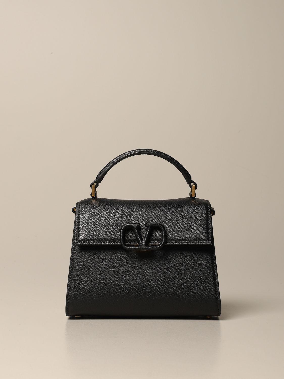 Handtasche Valentino Garavani: Schultertasche damen Valentino Garavani schwarz 1