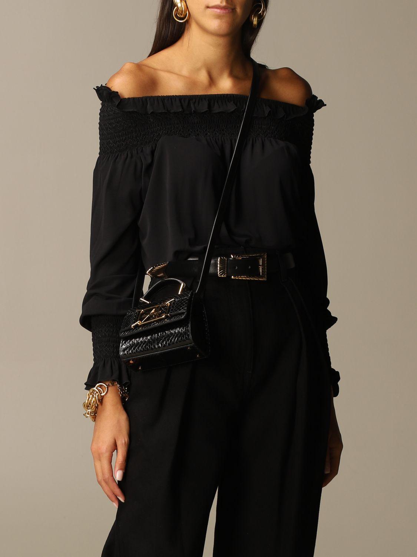 Crossbody bags Alberta Ferretti: Crossbody bags women Alberta Ferretti black 2