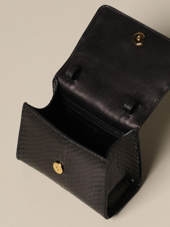 Crossbody bags Alberta Ferretti: Crossbody bags women Alberta Ferretti black 5