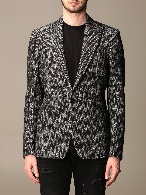 Куртка Dolce & Gabbana: Куртка Мужское Dolce & Gabbana черный 1