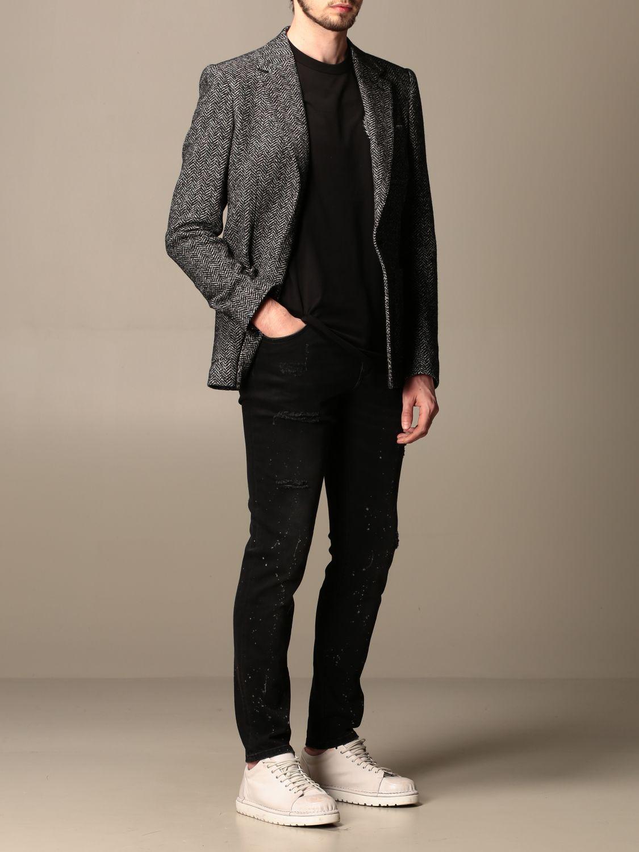 Куртка Dolce & Gabbana: Куртка Мужское Dolce & Gabbana черный 2
