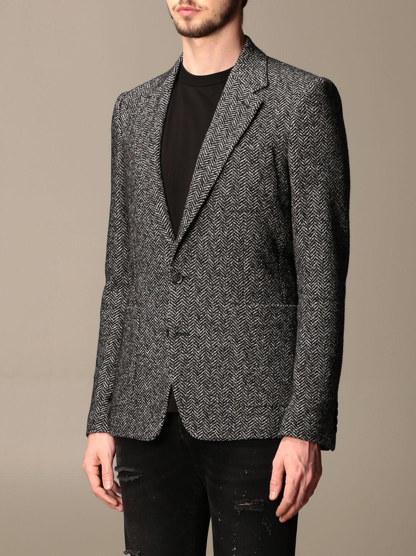 Куртка Dolce & Gabbana: Куртка Мужское Dolce & Gabbana черный 4