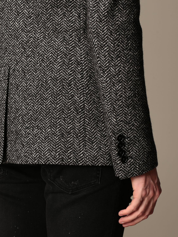 Куртка Dolce & Gabbana: Куртка Мужское Dolce & Gabbana черный 5