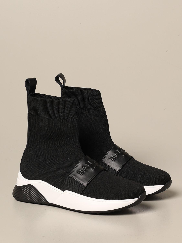 鞋履 Balmain: 鞋履 儿童 Balmain 黑色 2