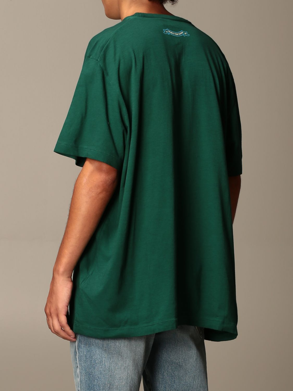 T-shirt Dsquared2: T-shirt men Dsquared2 green 2