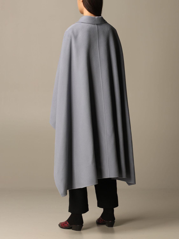 Manteau Alberta Ferretti: Veste femme Alberta Ferretti bleu ciel 3
