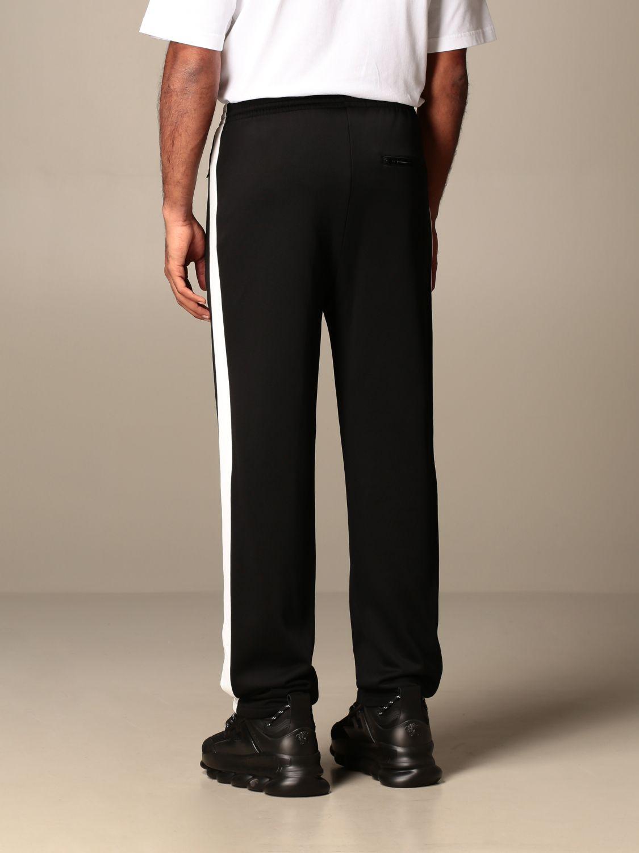 Pants Balenciaga: Balenciaga jogging trousers with contrasting bands black 3