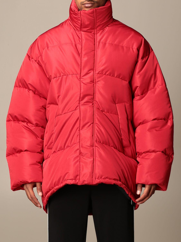Jacket Balenciaga: Jacket men Balenciaga red 1