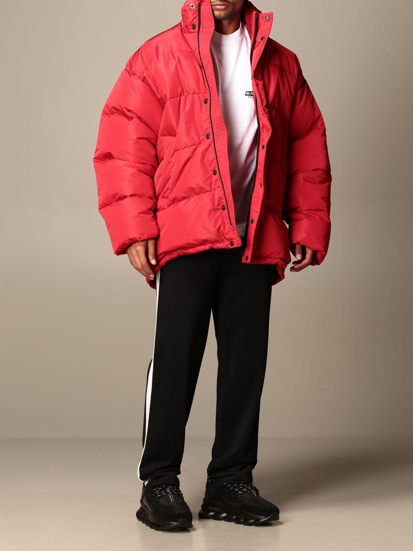 Jacket Balenciaga: Jacket men Balenciaga red 2