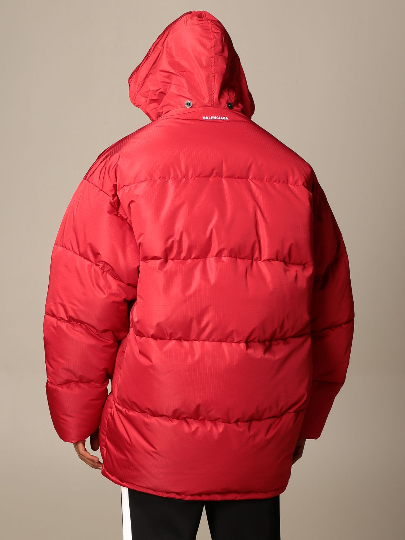 Jacket Balenciaga: Jacket men Balenciaga red 3