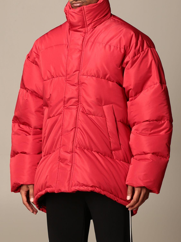 Jacket Balenciaga: Jacket men Balenciaga red 4