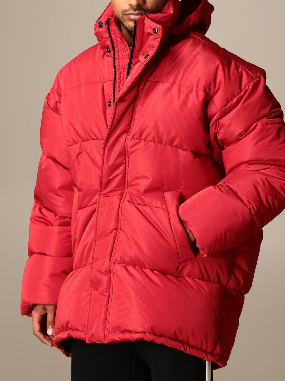 Jacket Balenciaga: Jacket men Balenciaga red 5