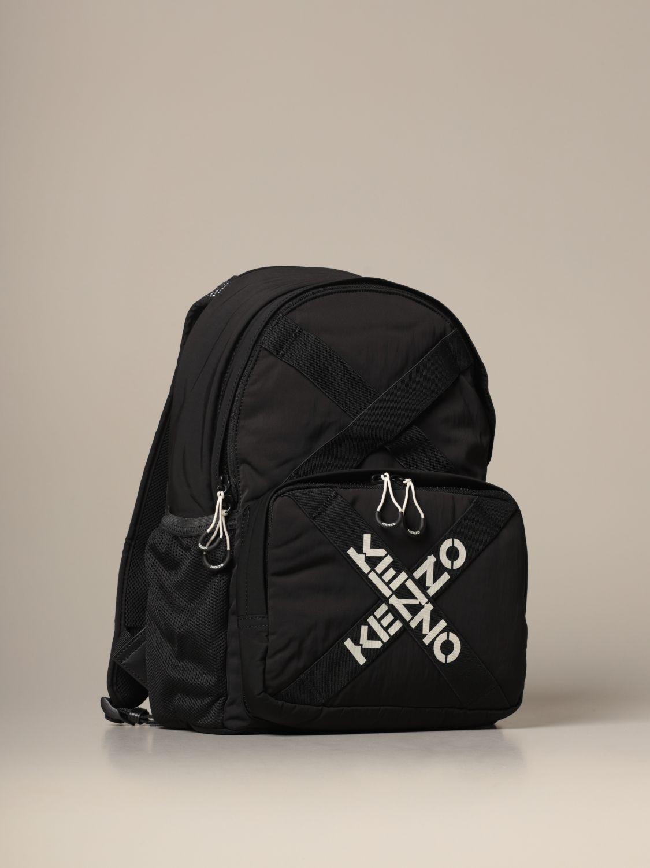 Shoulder bag Kenzo: Shoulder bag men Kenzo black 3
