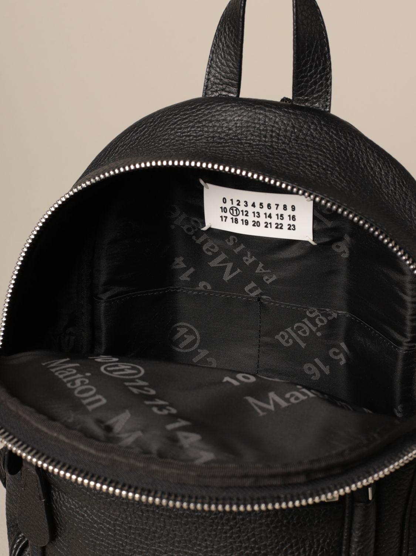 双肩包 Maison Margiela: 双肩包 女士 Maison Margiela 黑色 5