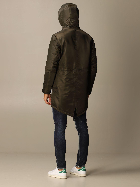 Jacket Dondup: Jacket men Dondup green 3