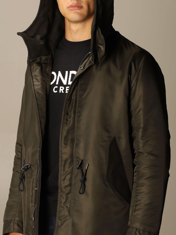 Jacket Dondup: Jacket men Dondup green 4