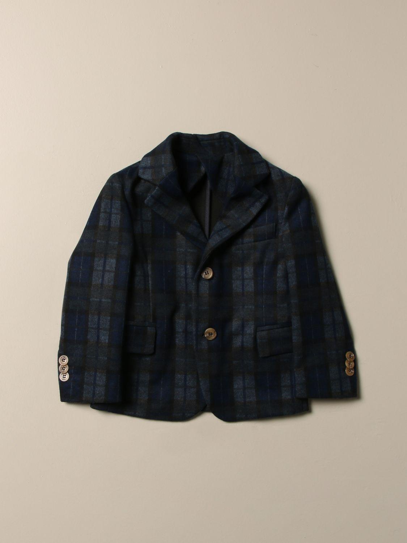 Blazer Nupkeet: Jacket kids Nupkeet blue 1