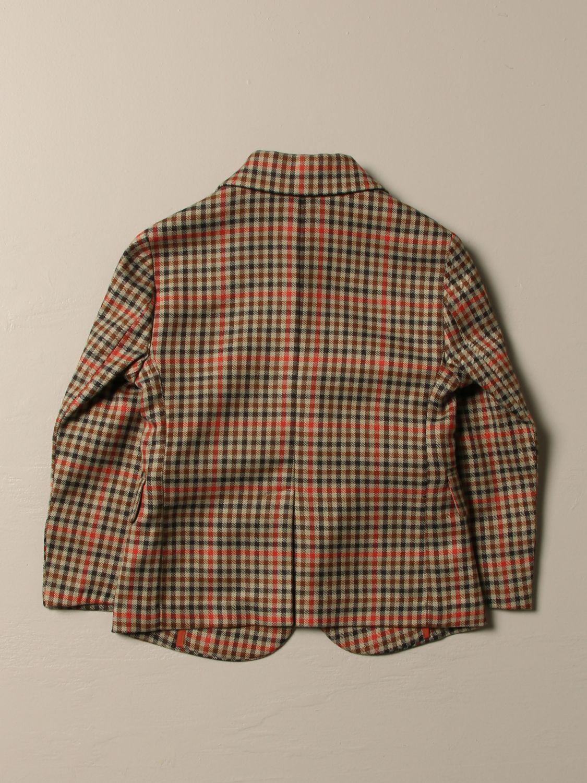 Jacket Nupkeet: Jacket kids Nupkeet sand 2