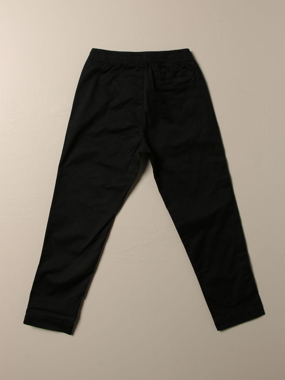 Pantalon Kenzo Junior: Pantalon enfant Kenzo Junior noir 2